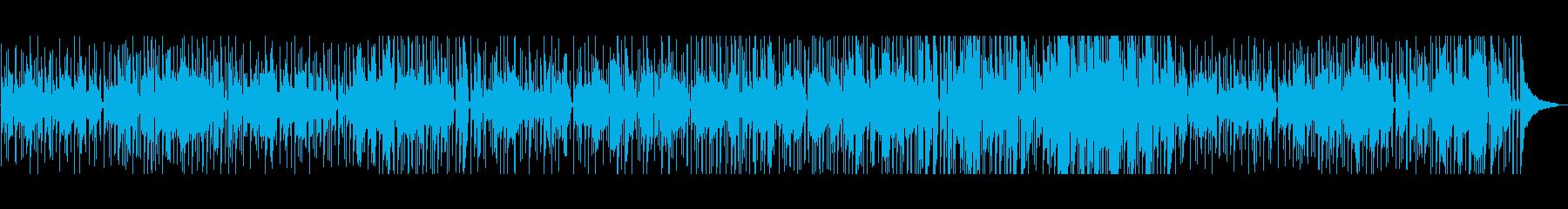 コミカルでのほほん クラリネットとピアノの再生済みの波形