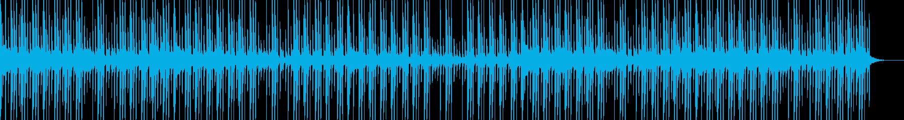 【ヒップホップ】ダーティな雰囲気の再生済みの波形
