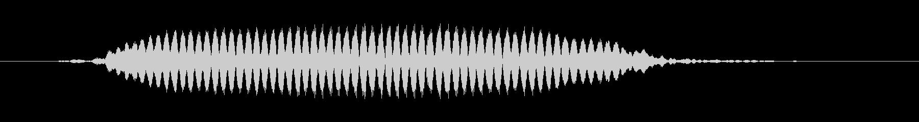 「ピィッ」サッカーフリーキック合図の笛の未再生の波形