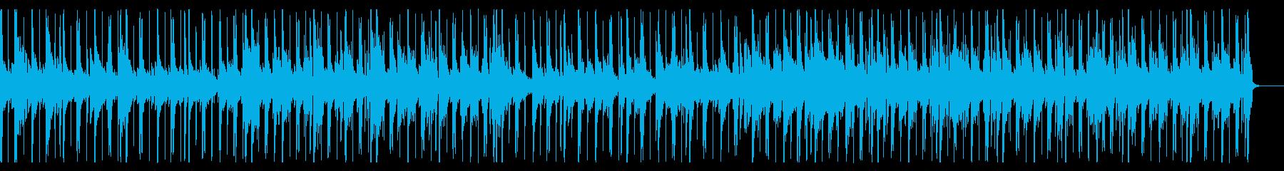 儚げ/R&B_No606_1の再生済みの波形