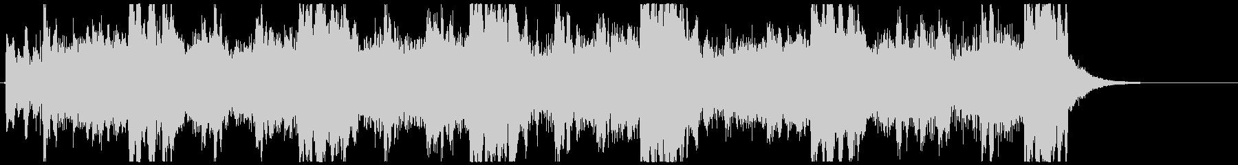 ゴーストベルの未再生の波形