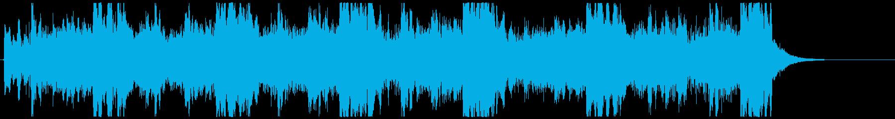 ゴーストベルの再生済みの波形