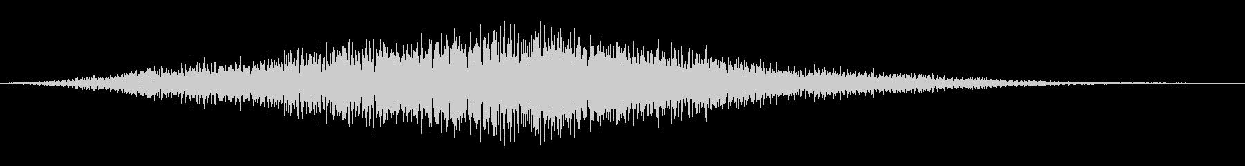 低金属リングトーン2の未再生の波形