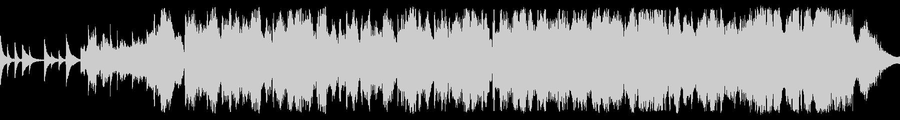 センチメンタルな秋のバラード ループ仕様の未再生の波形