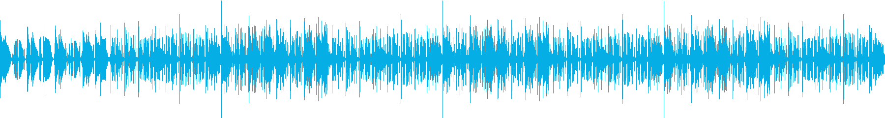【ラジオBGM】ギター・リラックスお洒落の再生済みの波形
