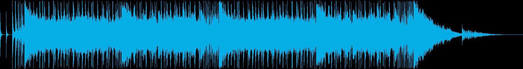 ダーク&パワフルなバンドサウンドの再生済みの波形