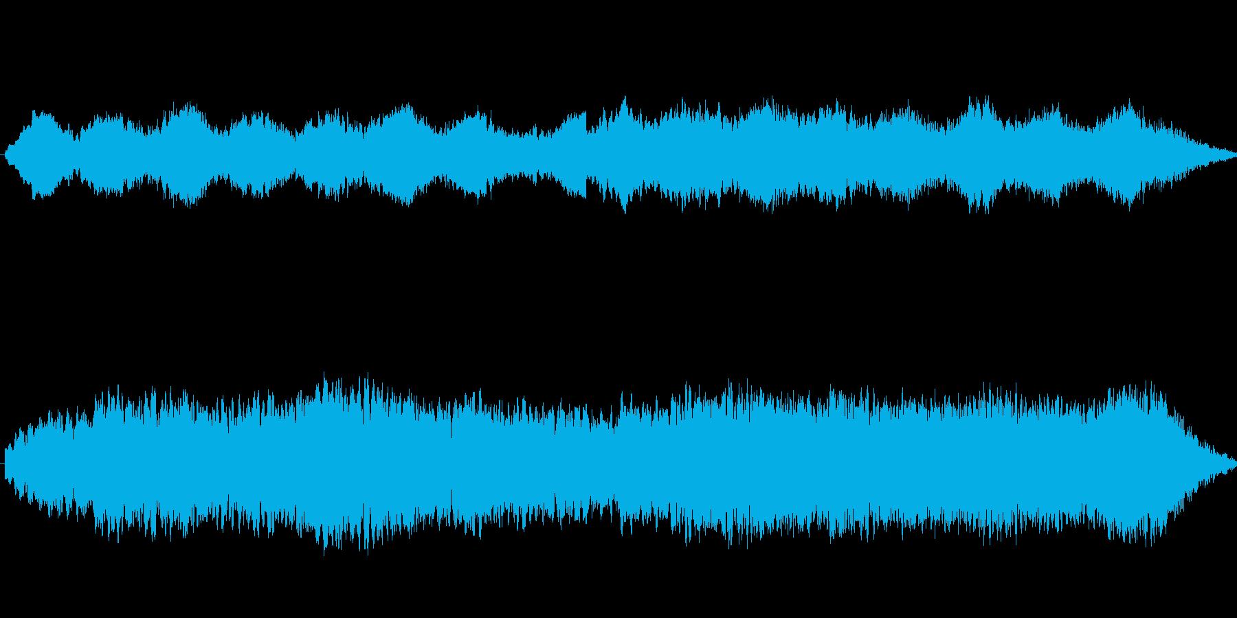 ダークファンタジー的単音フレーズ。の再生済みの波形