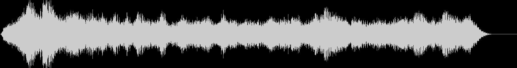 ドローン エジプト高02の未再生の波形