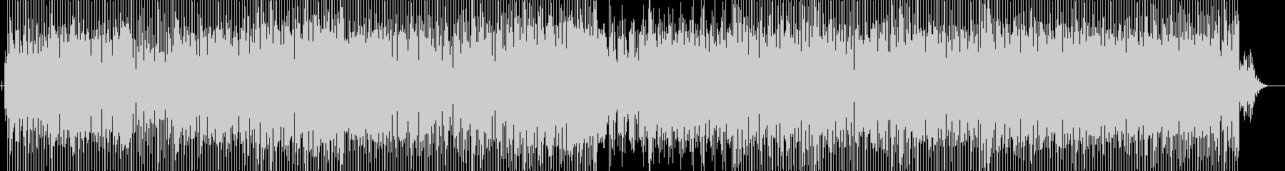 アップビートのジャズハウスダンスチ...の未再生の波形