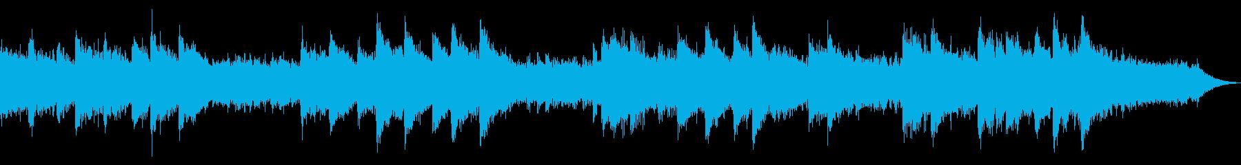Holiday Beach30秒ライト版の再生済みの波形
