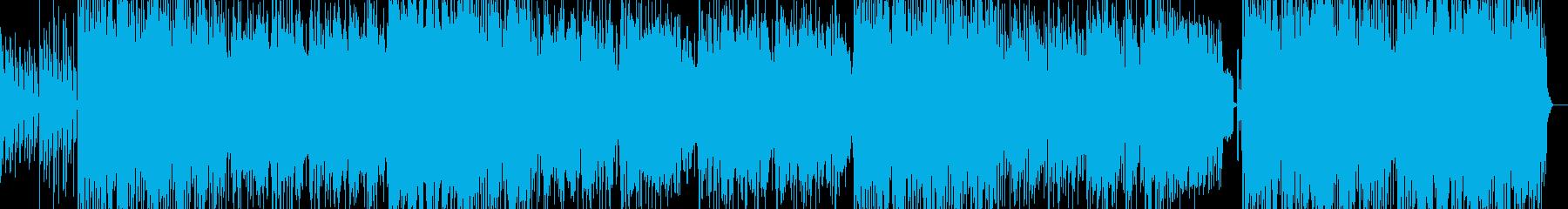 イタリアンポップの再生済みの波形