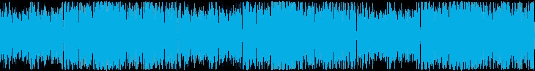 ヨーロッパ風のストリングス日常シーンに!の再生済みの波形