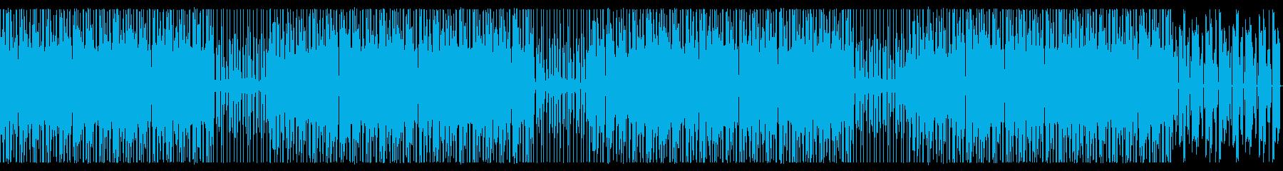 シティ TRPG 事件調査 シリアスの再生済みの波形