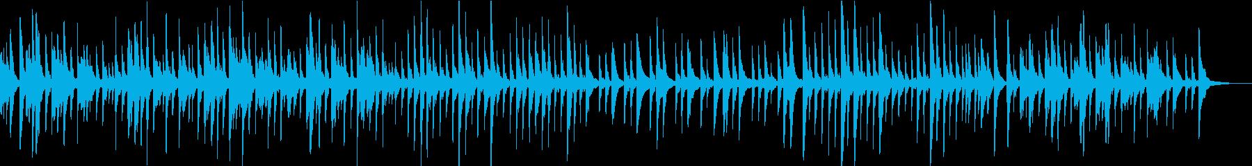洋楽ピアノ 感動 切ない映像 チルアウトの再生済みの波形