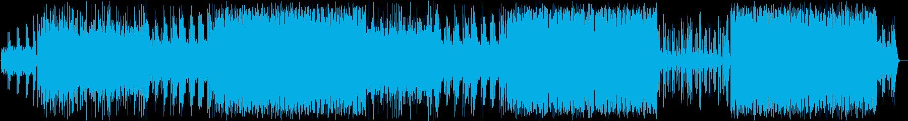 和風/和楽器/掛け声/は!・よ!/A3の再生済みの波形