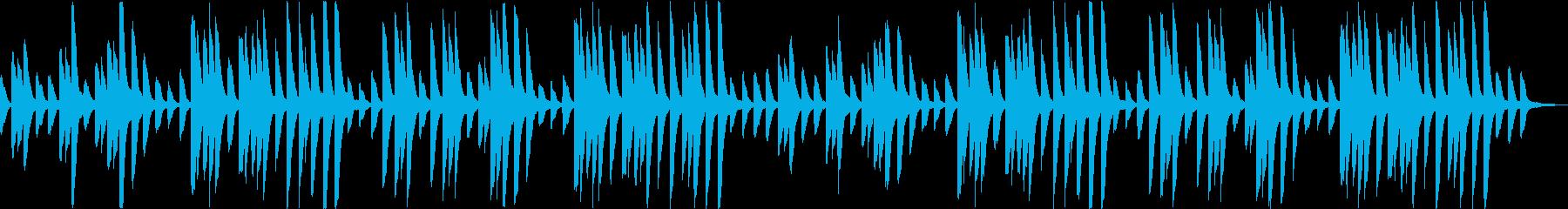 ビブラフォンの旋律が印象的なインストの再生済みの波形