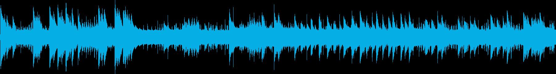 8bit爽快スペースファンタジー ループの再生済みの波形