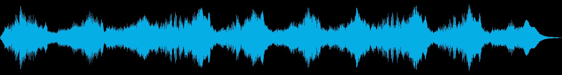 キャビンの不気味な進化するハーモニ...の再生済みの波形