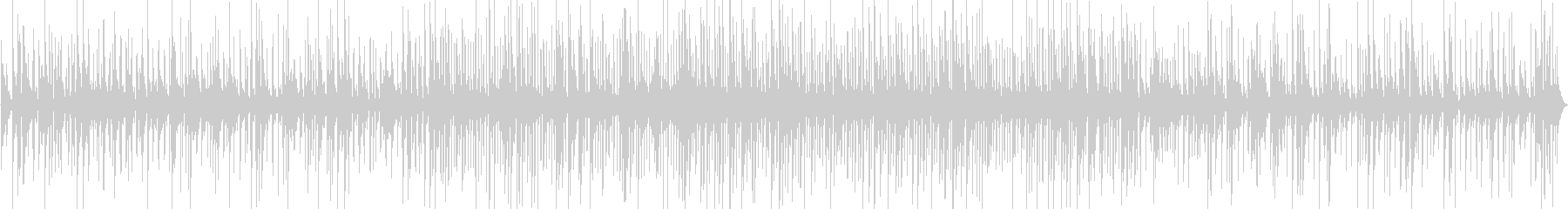 バーで流れる大人でおしゃれなジャズピアノの未再生の波形