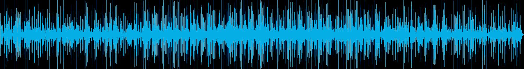 バーで流れる大人でおしゃれなジャズピアノの再生済みの波形