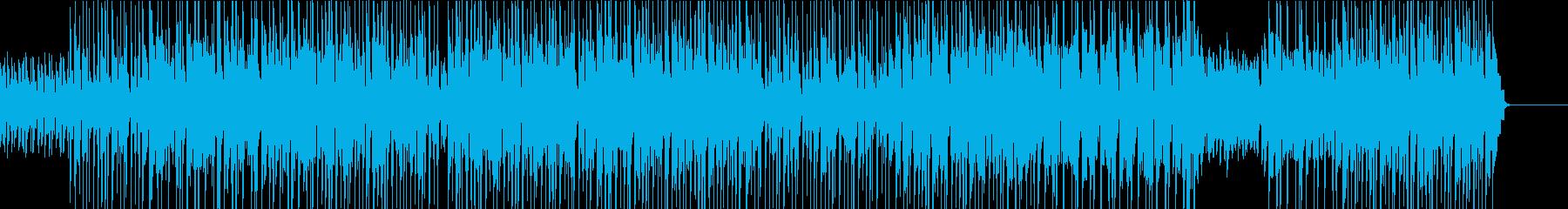 SUNNY NEW DAYSの再生済みの波形