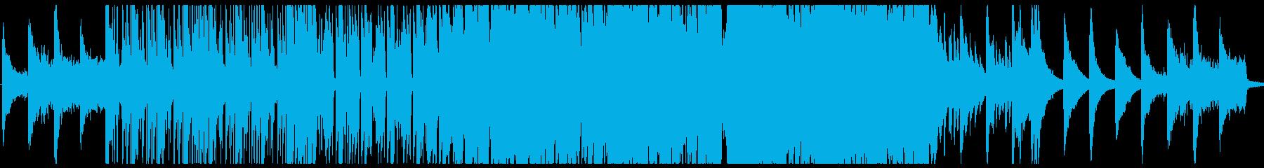 トラップ ヒップホップ 感情的 バ...の再生済みの波形