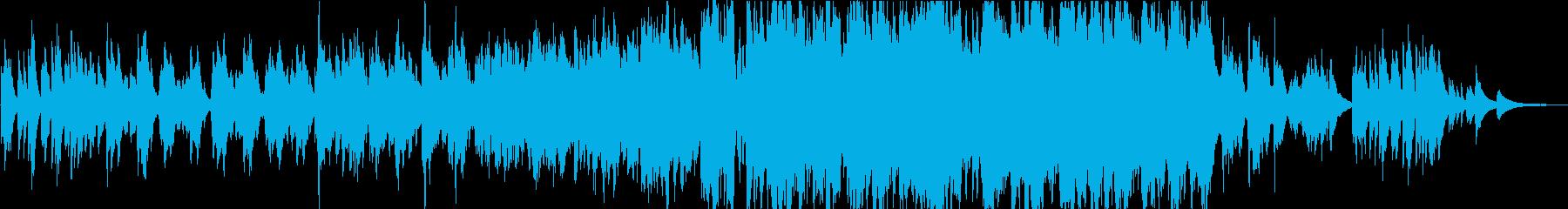 【生演奏】切ないバイオリン曲バラードの再生済みの波形