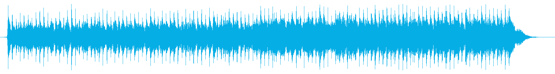 A live performed ...'s reproduced waveform