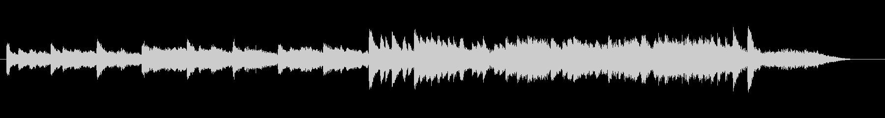 30秒でパッヘルベルのカノンピアノ&オケの未再生の波形