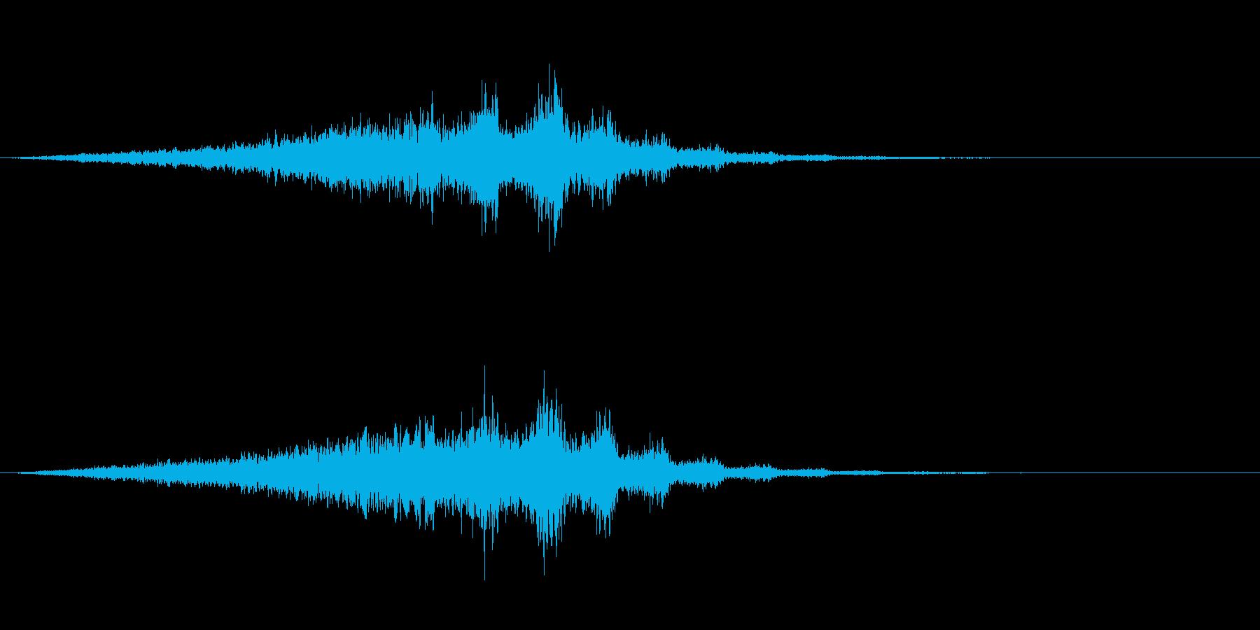 Dark_Attack-10の再生済みの波形