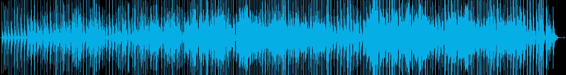 ウクレレと鍵盤ハーモニカのアレンジの再生済みの波形