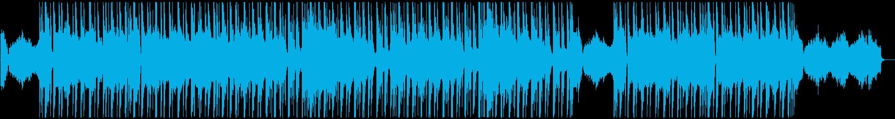 Lo-Fiビートのメロウなまったりチルの再生済みの波形