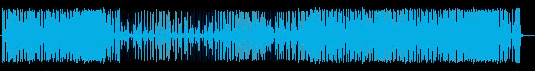 サルサ 楽しげ クール 感情的 エ...の再生済みの波形