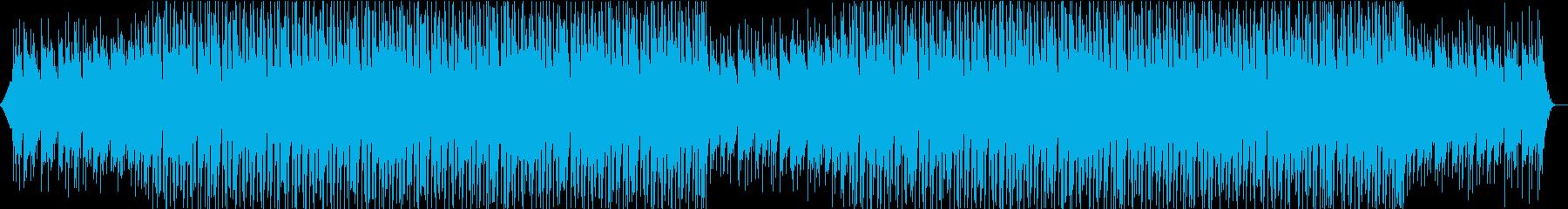 【EDM×クラシック】切ないEDMの再生済みの波形