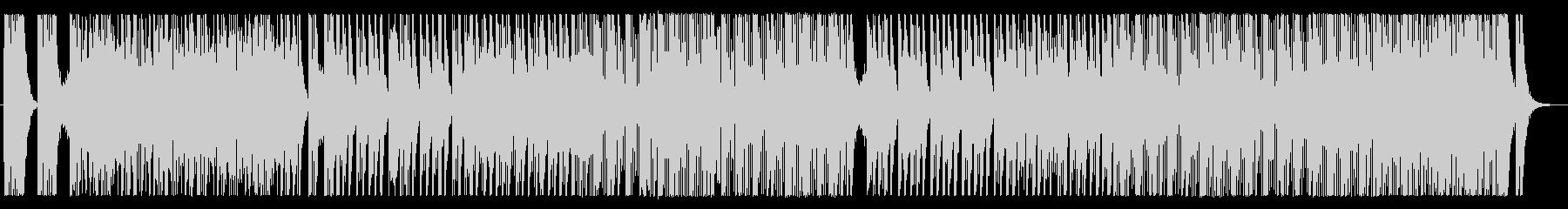 荒々しい和太鼓アンサンブル 尺八無し版の未再生の波形