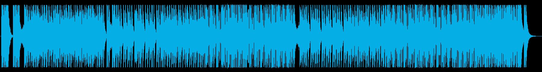 荒々しい和太鼓アンサンブル 尺八無し版の再生済みの波形