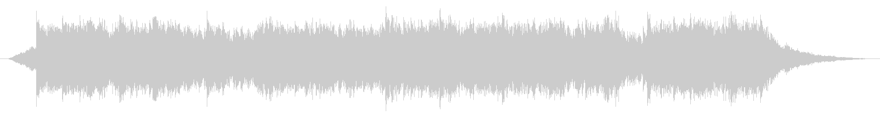 A song of a sad and suspicious scene's unreproduced waveform