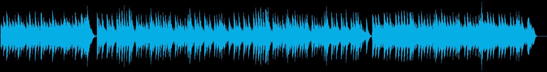 さくらの再生済みの波形