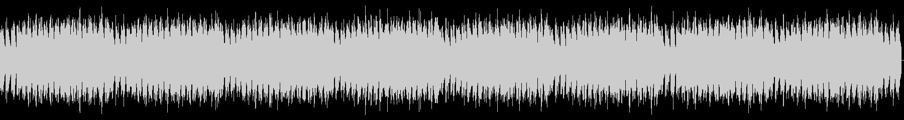 エレクトリックピアノ、おしゃれの未再生の波形
