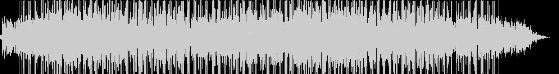 サーカスナイトの未再生の波形