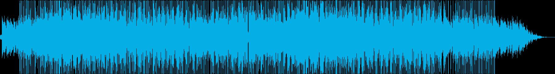 サーカスナイトの再生済みの波形