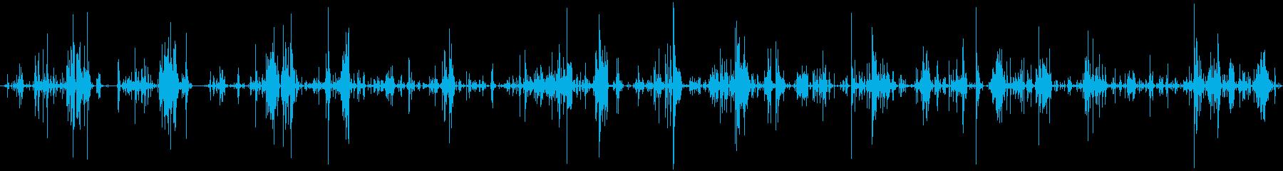 メタル チェーンムーブメント02の再生済みの波形