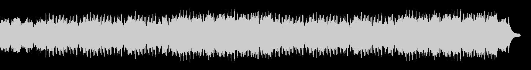 企業VP124、爽快、シンプル、ピアノaの未再生の波形