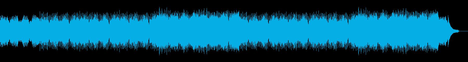 企業VP124、爽快、シンプル、ピアノaの再生済みの波形