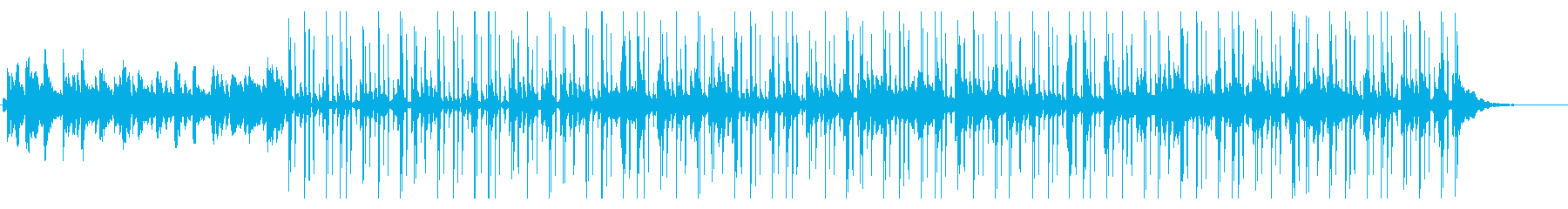 ジブリ チルホップ chillhopの再生済みの波形