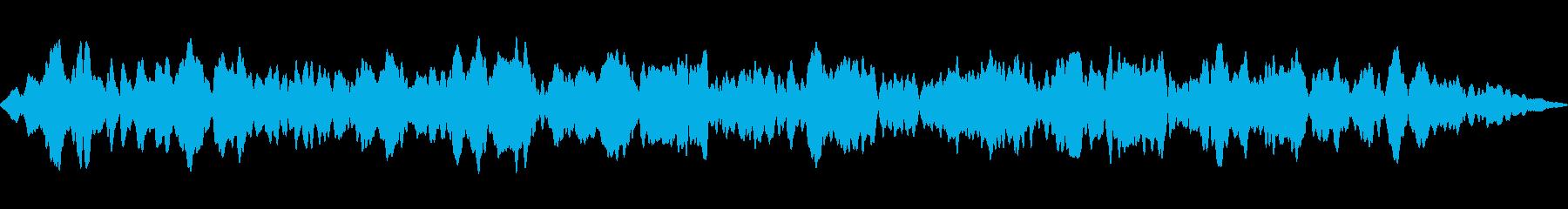 サイファイ変調の再生済みの波形