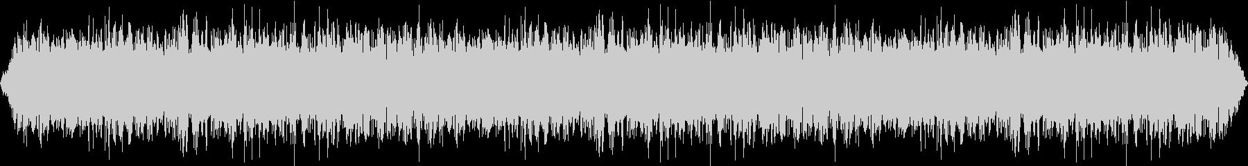 ラジオノイズ・ザー_フェードイン・アウトの未再生の波形