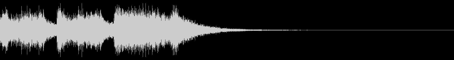 ファンファーレ_05の未再生の波形