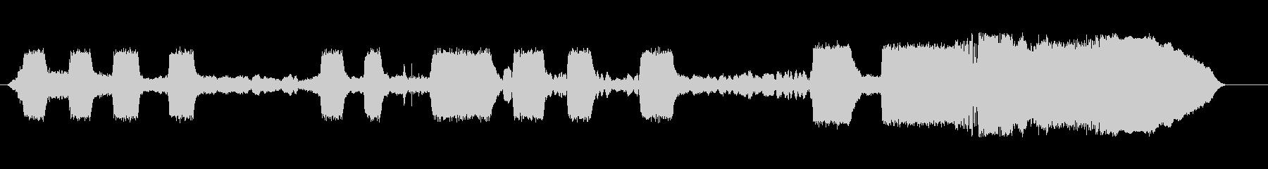 ビンテージフォーミュラ1;フォール...の未再生の波形
