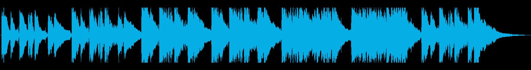 T.V.-現代研究所アメリカーナ西...の再生済みの波形
